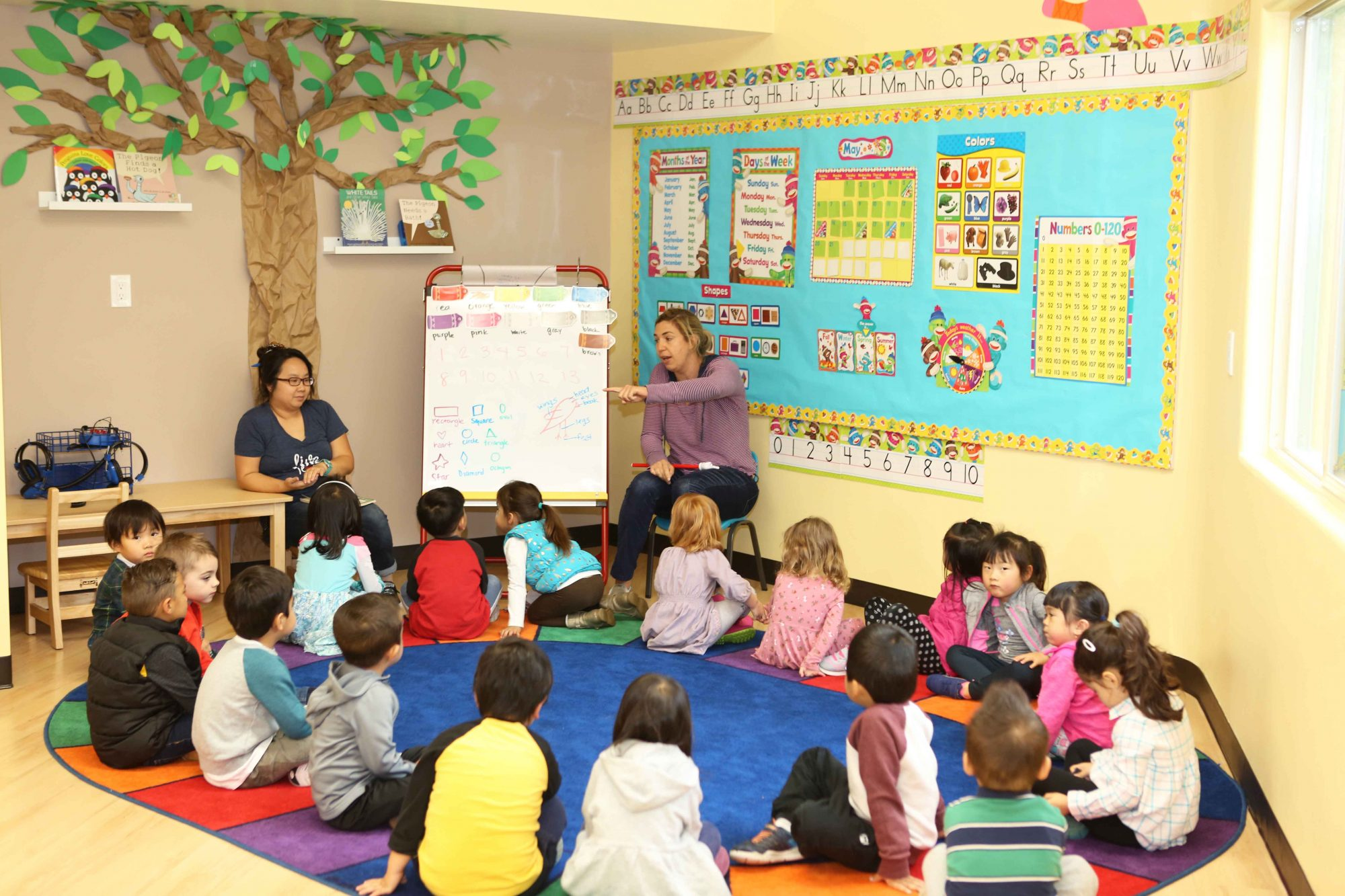 village preschool academy PreK