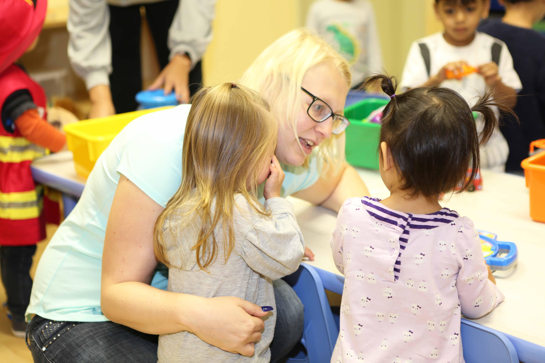 village preschool academy Toddler