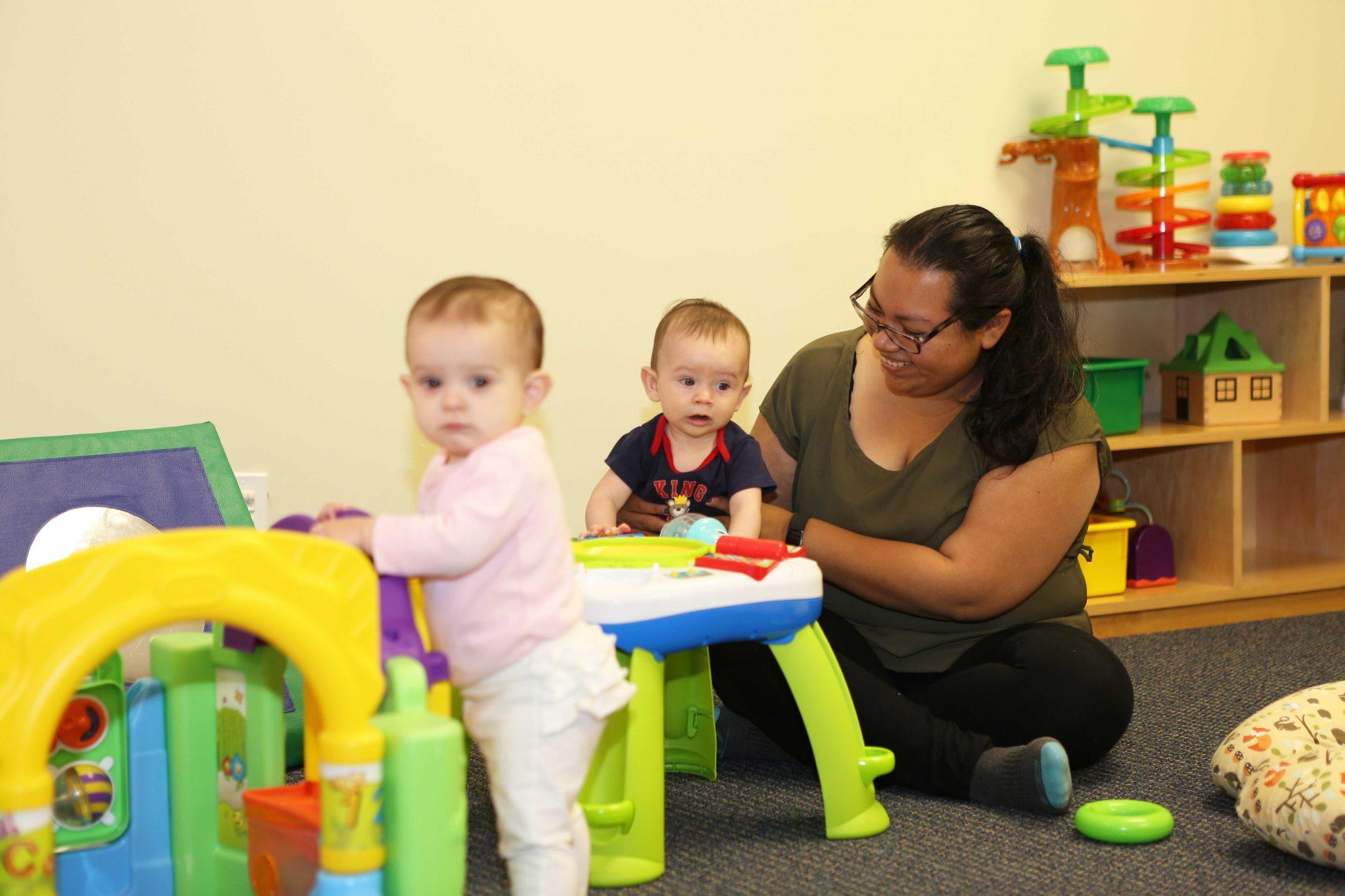 village preschool academy Infant Care