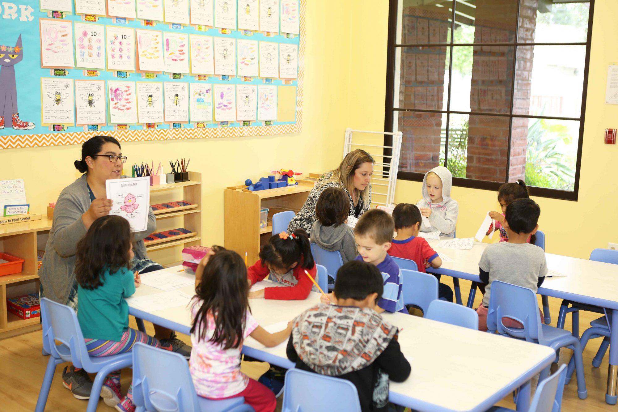 village preschool academy PreK